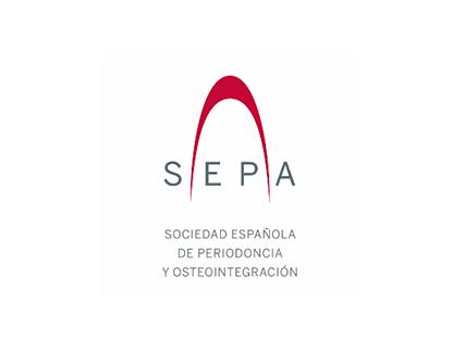 Logo SEPA - Sociedad Española de Periodoncia y Osteointegración