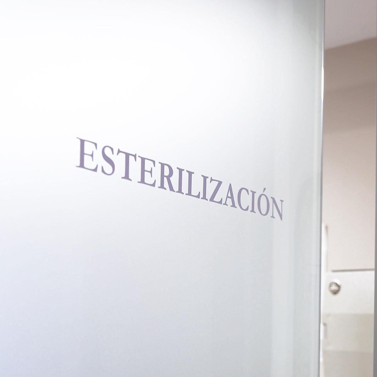 Instalaciones Clínica Dental Micale - Esterilización
