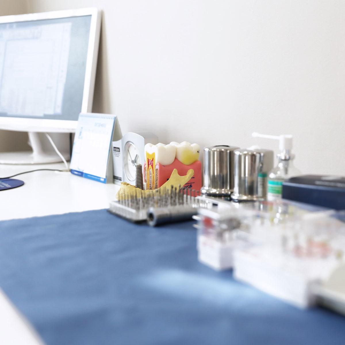 Instalaciones Clínica Dental Micale - Gabinetes