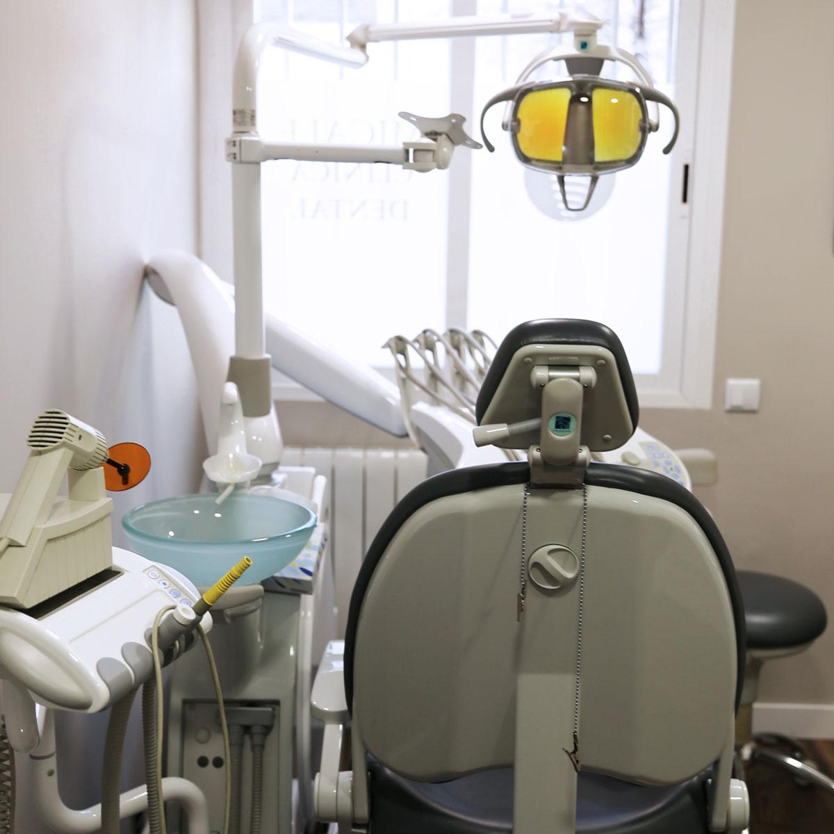 Instalaciones Clínica Dental Micale - Gabinete 3