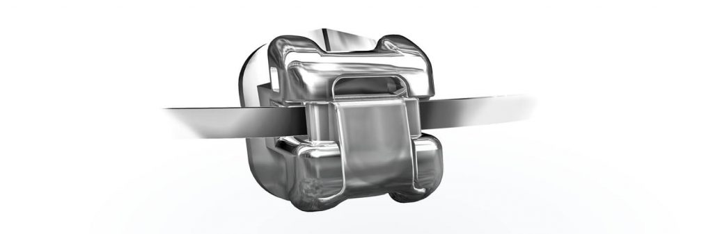 brackets metálicos autoligables damon